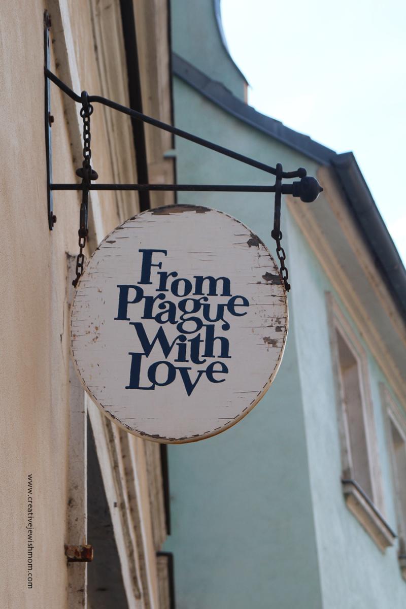 Prague-Sign-Ice-Cream-Cone
