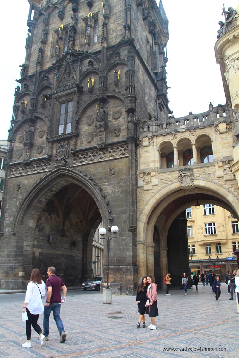 Prague-Powder-Tower-Gate