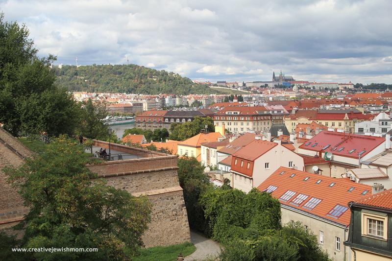 Prague-Vysrehard-Entrance-Gate