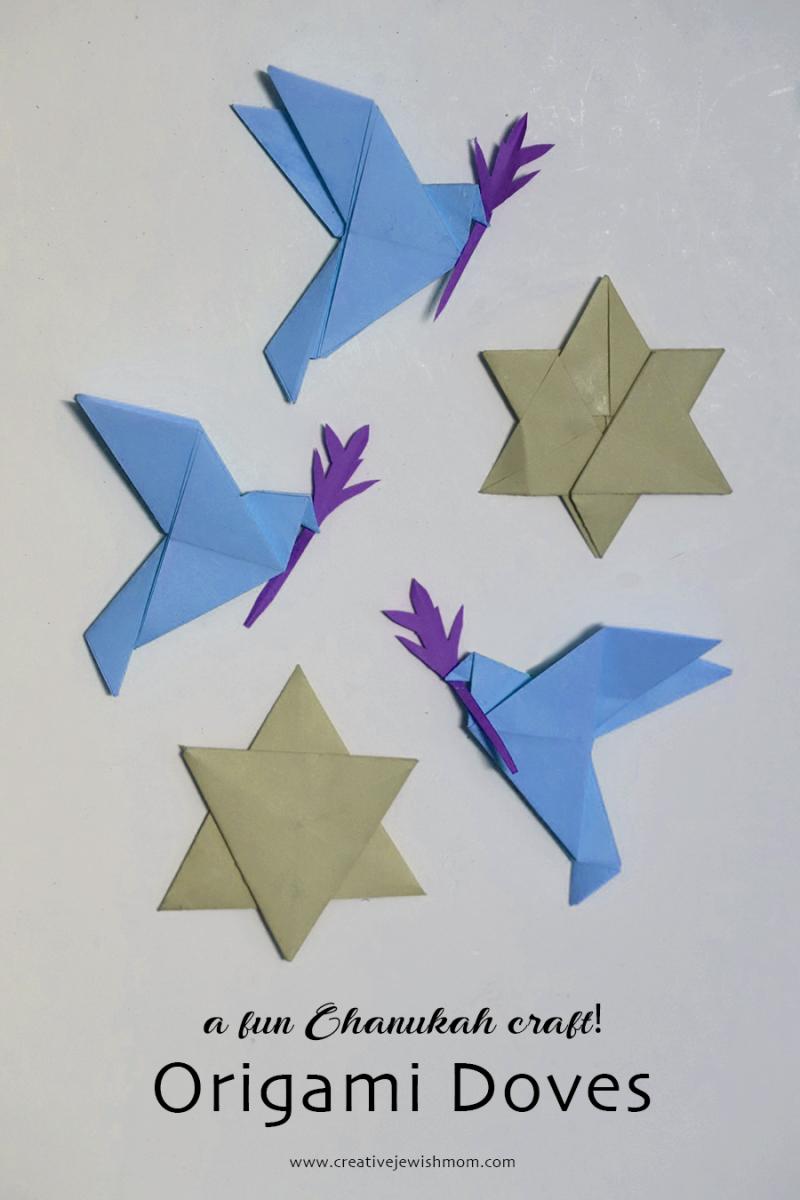 Origami-doves-for-chanukah