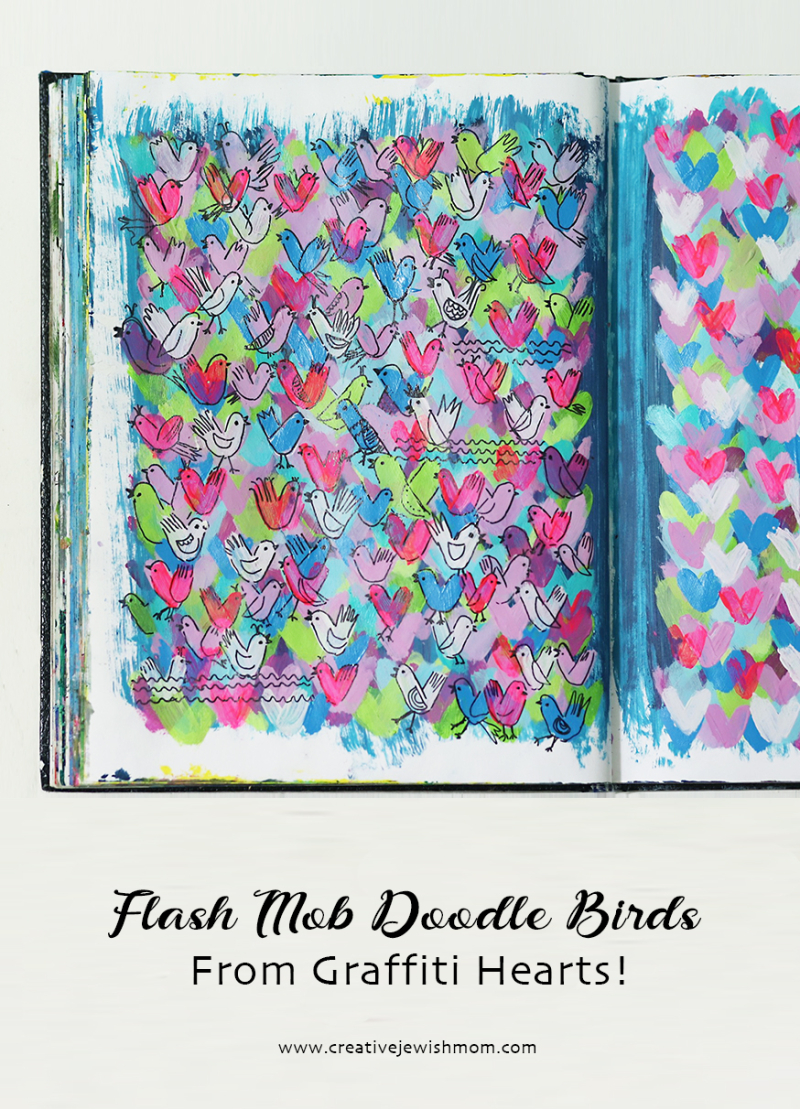 Doodle-birds-from-hearts-how-to