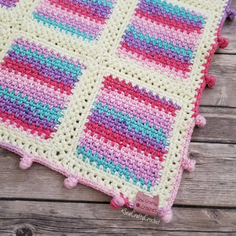 Crochet-baby-blanket