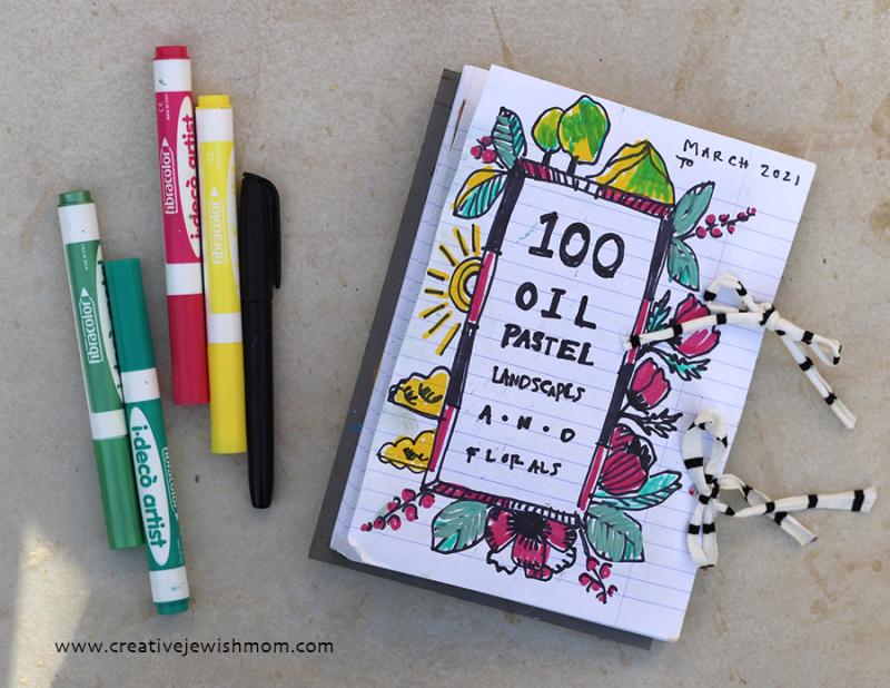 DIY-oil-pastel-on-paper-keeper