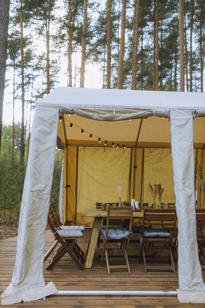 Camping-table-tent