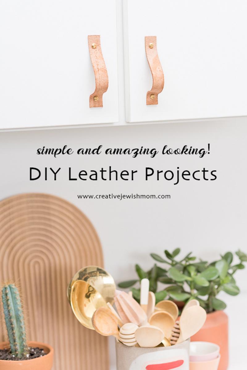DIY-leather-cabinet-pulls