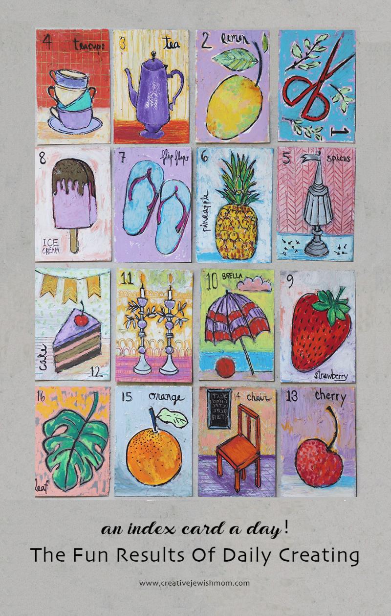 Oil-pastel-daily-illustration