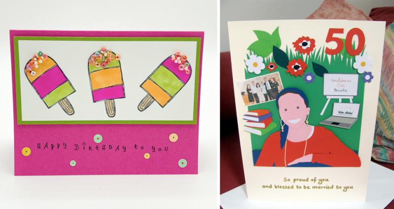 Cut-paper-portrait-birthday-card