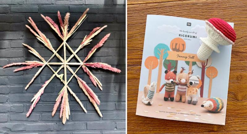 Wheat-stalks-wall-art