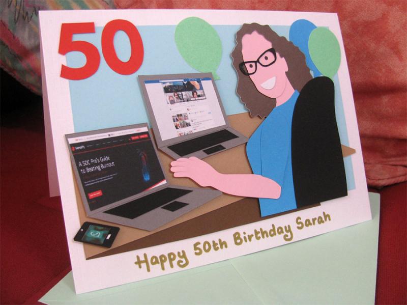 Cut-paper-birthday-card