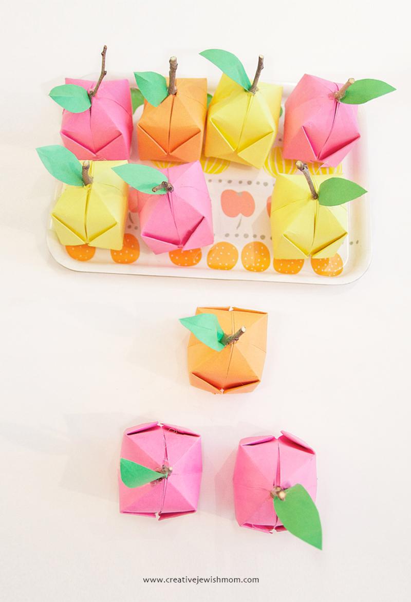 Origami-fruit-for-tu-b'shevat
