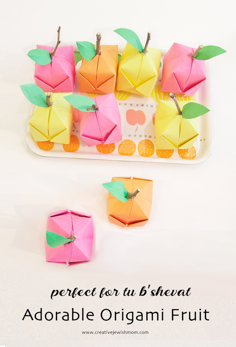 Origami-fruit-for-tu-b'shevat