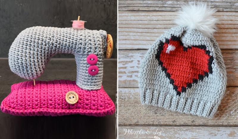 Crochet-hat-with-heart
