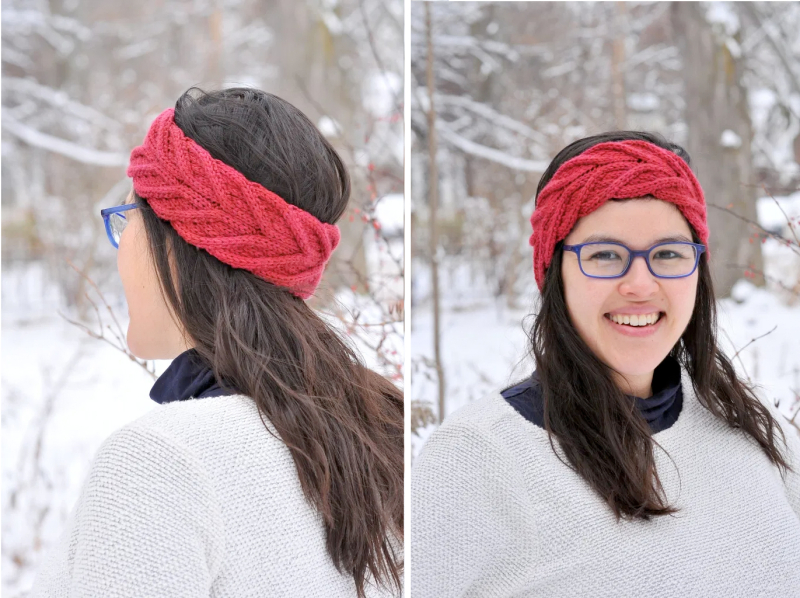 Knit-cabled-ear-warmer