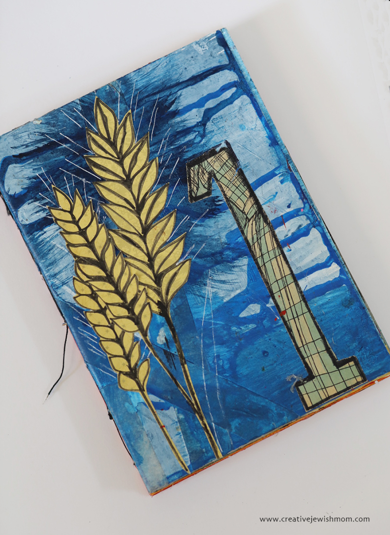 Counting-the-omer-art-journal