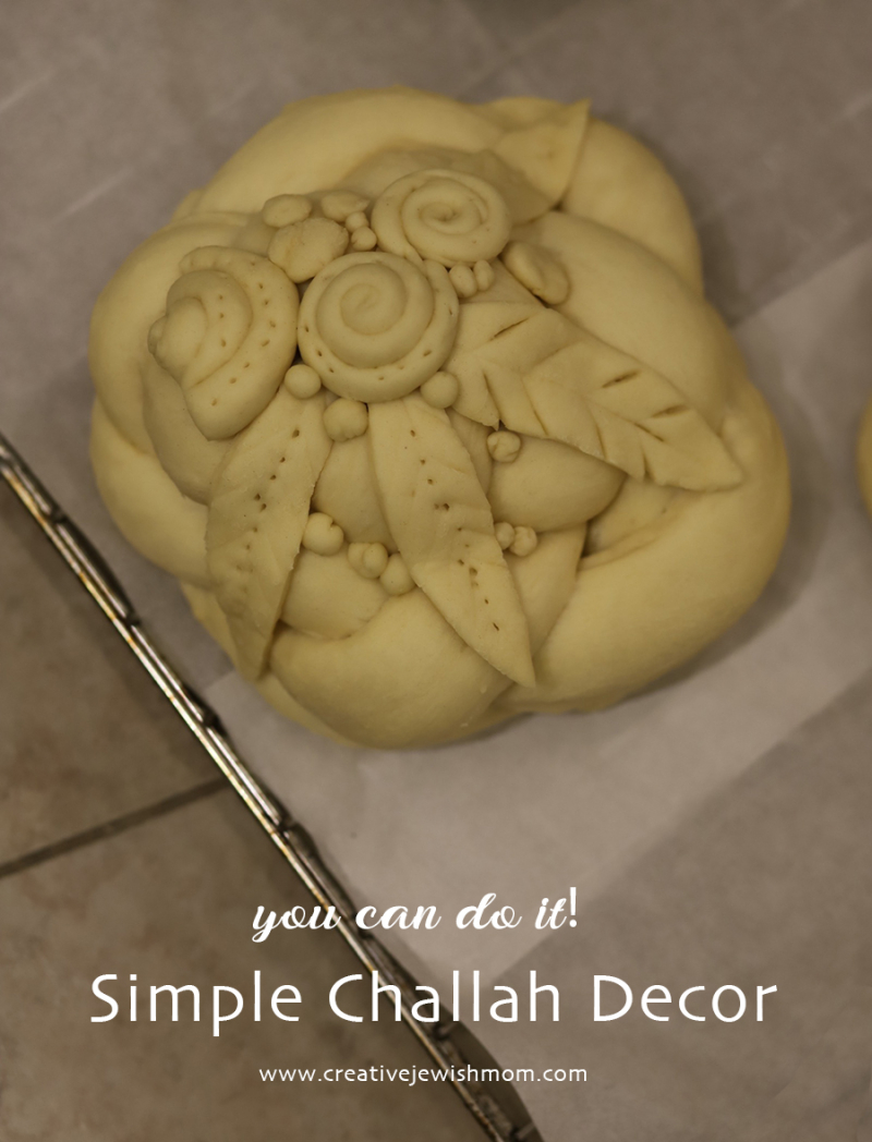Simple-challah-decorations