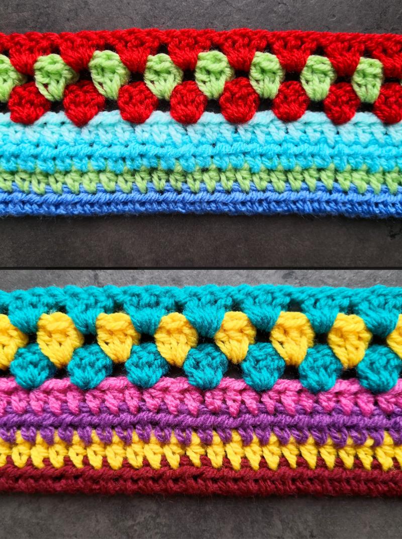 Crocheted-newborn-granny-hat