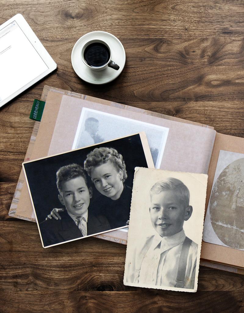 Photo-album-archival