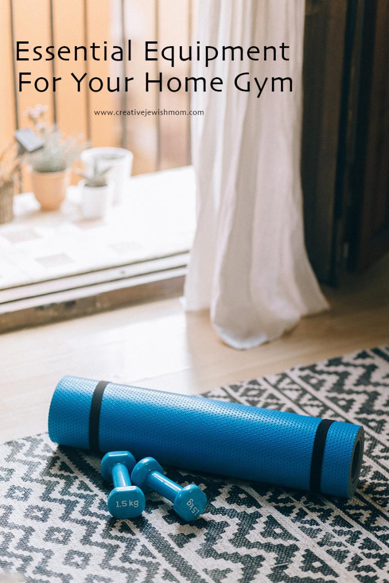 Home gym essential equipment