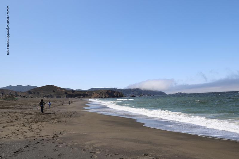 Pacifica-sharp-park-beach-walk-down-to-birds