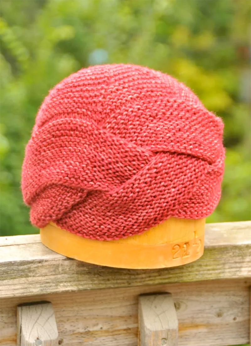 Knit-braided-front-hat