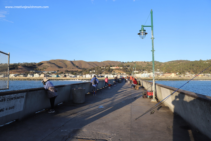 Pacifica-Pier-fishing