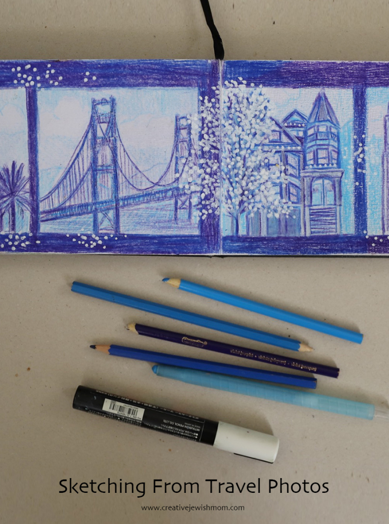 Sketchbook-drawings-from-travel-photos