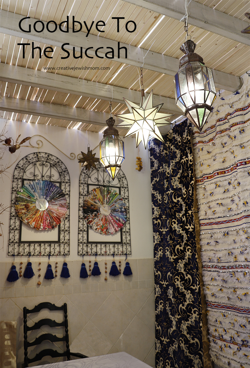Succah-Moroccan-style-with-lanterns